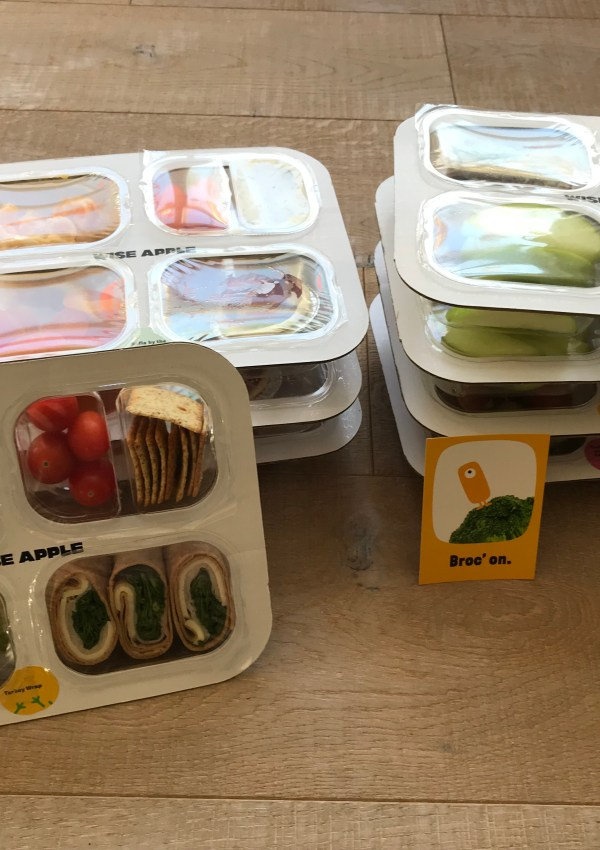 Wise Apple Lunches Review