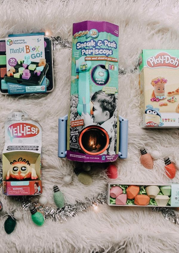 Holiday Gift Guide: For The Kids