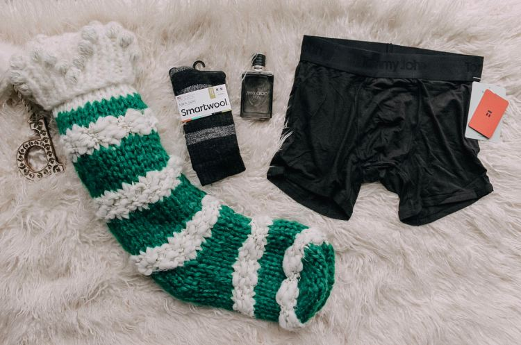 christmas gifts for him, his stocking