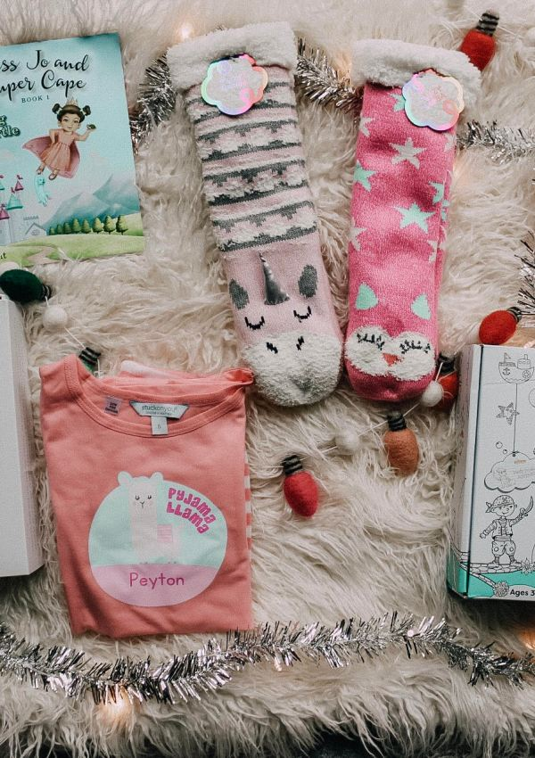 Holiday Gift Guide: Cozy Kids
