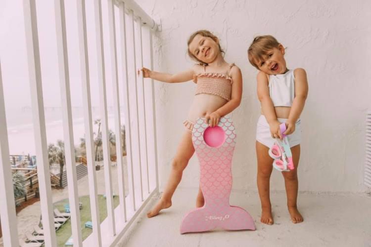 swimzip swimsuits rashguards wore in okaloosa island