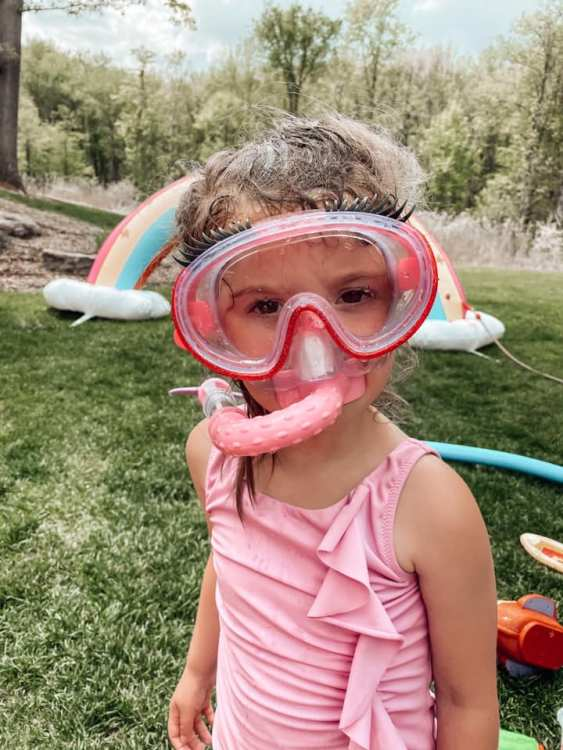 bling2o goggles for girls summer fun