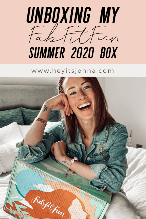 fabfitfun summer 2020 box and spoilers