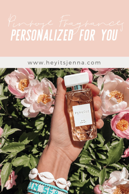 pinrose fragrances personalized for you clean beauty