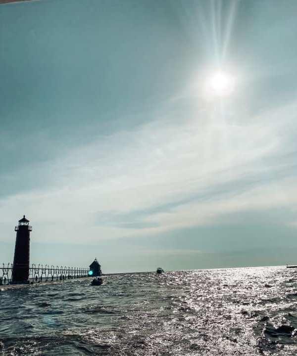 Lake Michigan Beach Town Tour: Grand Haven