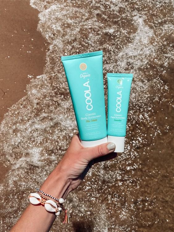 coola sunscreen organic spf 30