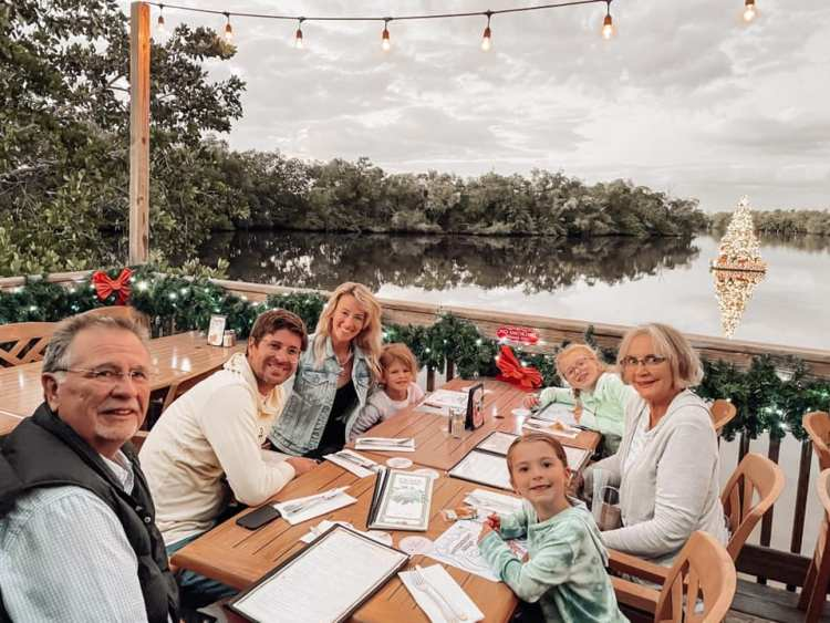 coconut jack's waterfront grille review bonita springs travel guide family dinng