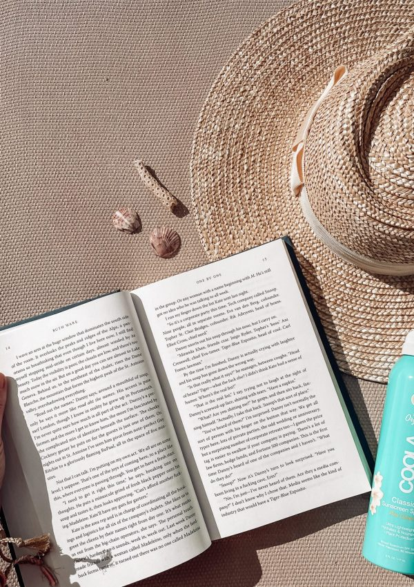 Book Review Round 4: Beach Reading