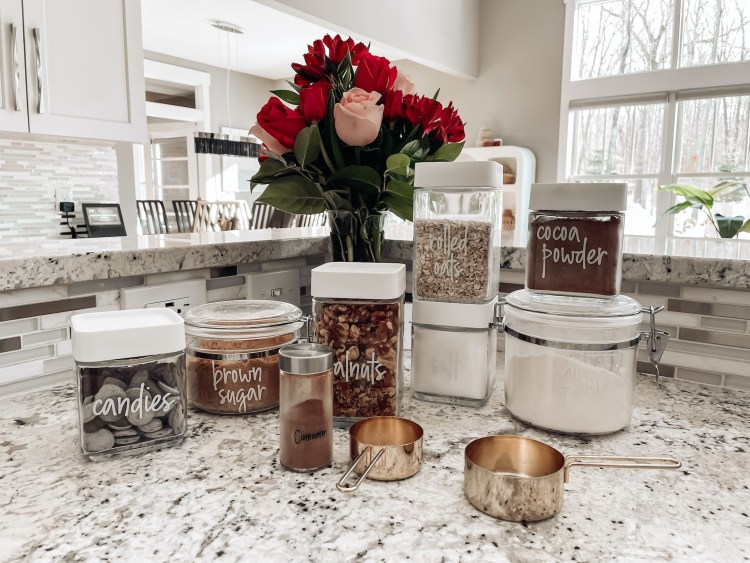 amazon favorite finds kitchen labels pantry organization the talented kitchen