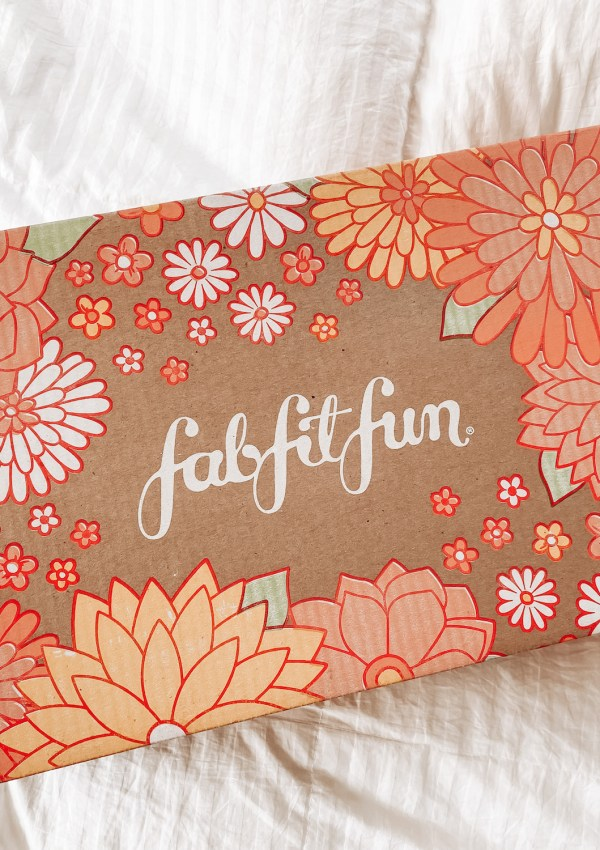 What's Inside my 2021 FabFitFun Spring Box