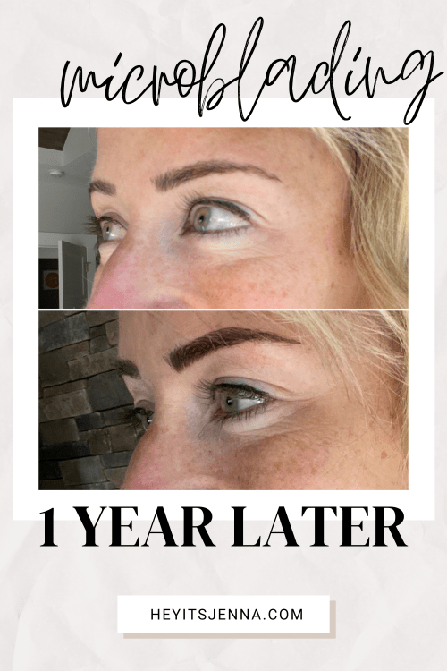 microbalding 1 year touch up appointment