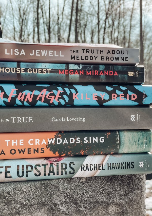 Book Review Round 5: Spring Reading