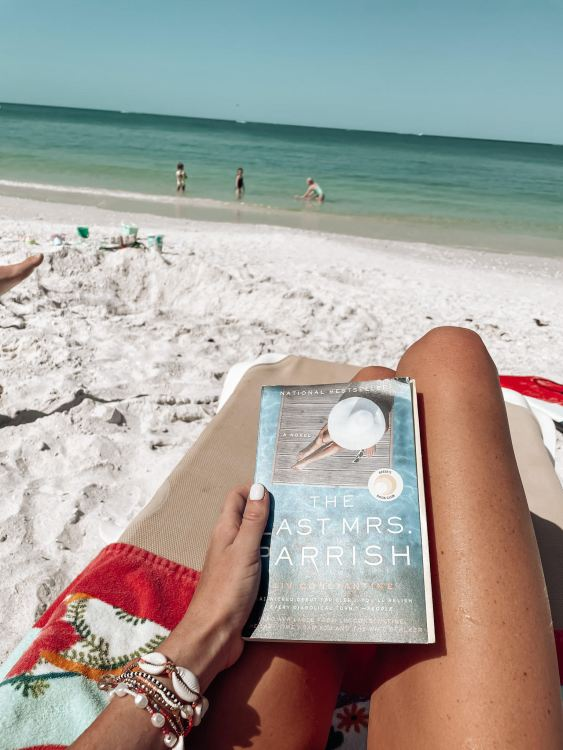 the last mrs parrish book review summer reading thrillers