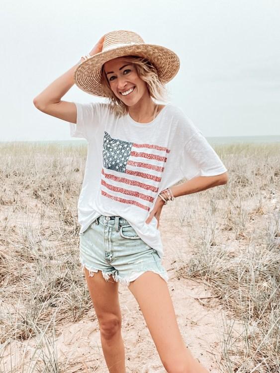 summer outfits, beach, show me your mumu brixton hat