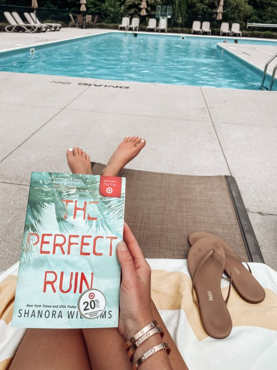 the perfect ruin book review end of summer reading list