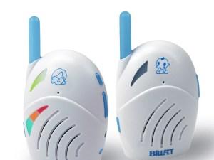 Talkie walkie sécurité bébé - communication avec bébé