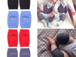 Genouillères bébé pour protéger les genoux de bébé qui marche à 4 pattes