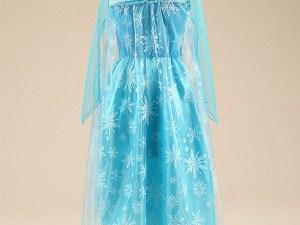 Jolie robe Elsa pour enfant