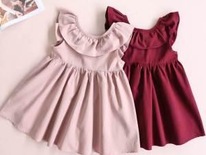 Deux robes pour fille au choix
