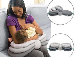 Coussin d'allaitement ajustable