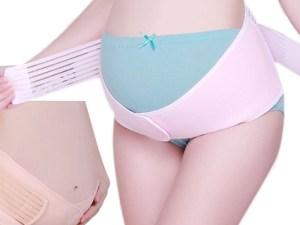 Ceinture de maintien grossesse, soulage le dos