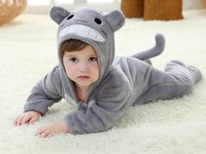 Costume Totoro bébé