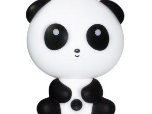Lampe veilleuse décorative Panda LAMPY vue de face