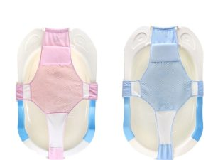 Baignoires bébé avec le support de sécurité