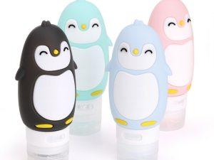 Flacons vide shampoing bébé