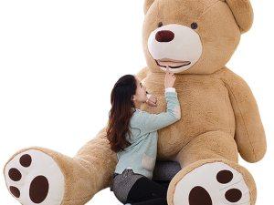 Ours en peluche géant - Jusqu'à 2 mètres
