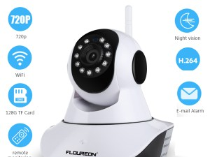 Caméra sans fil pour surveiller bébé la nuit
