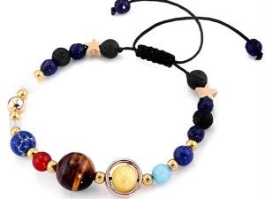 Bracelet univers système solaire