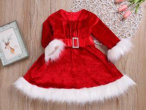 Magnifique robe pour Noël