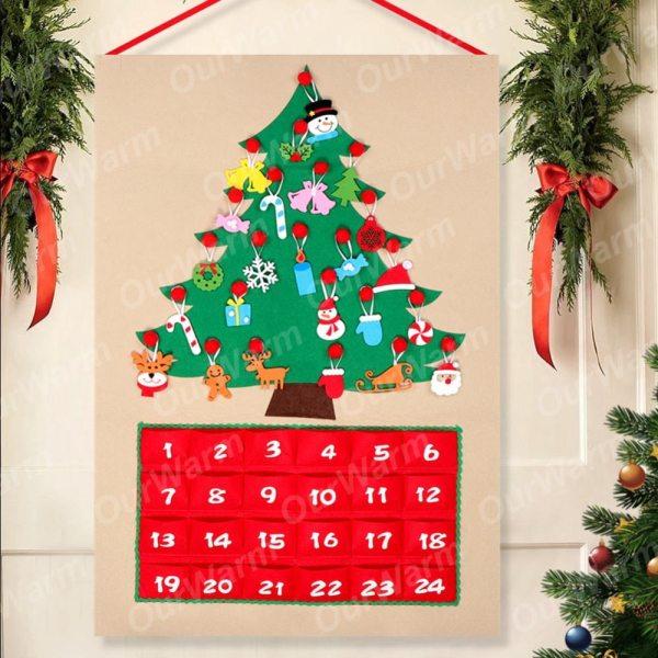 Calendrier de l'Avent de Noël