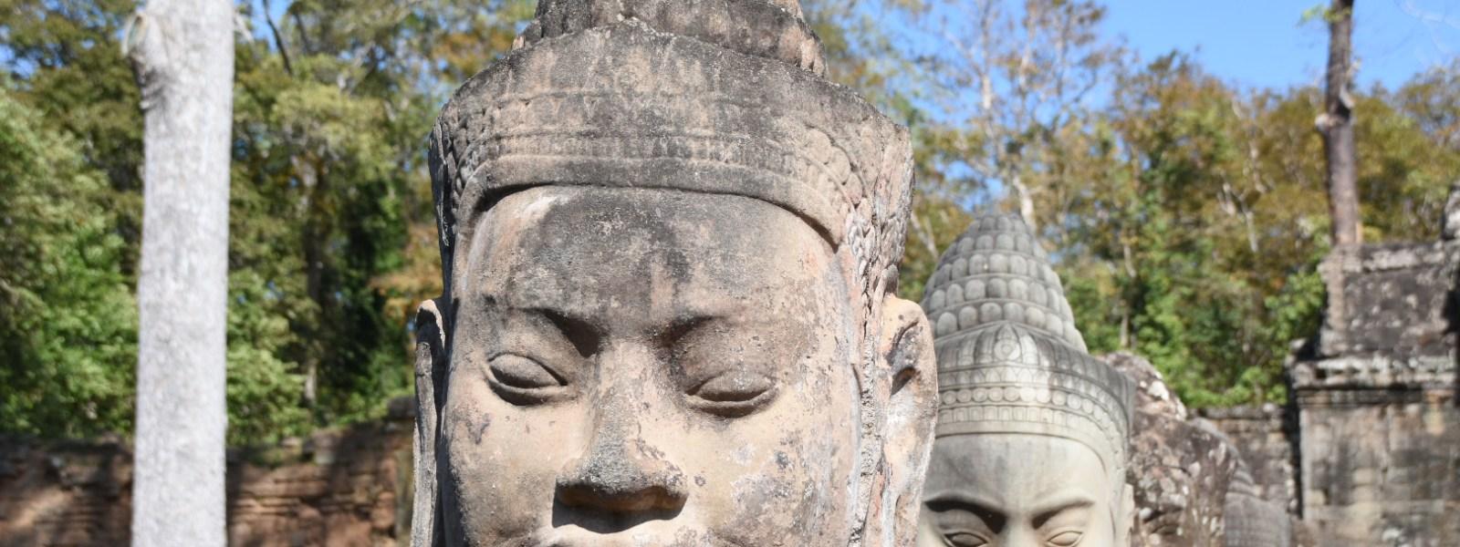 Farewell Cambodia. Crossing to Ha Tien, Vietnam