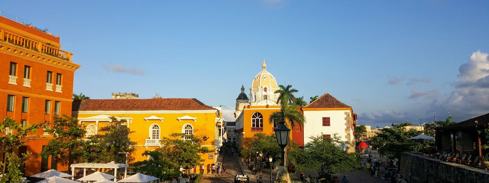 Cartagena – Hot and Touristy