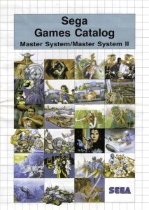 Sega Games Catalog (1)
