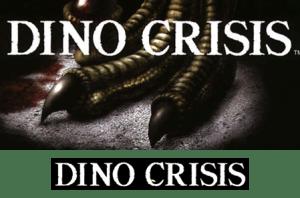 Dino Crisis Label
