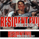 Resident Evil Director's Cut Label