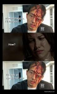 Walking Dead Glenn