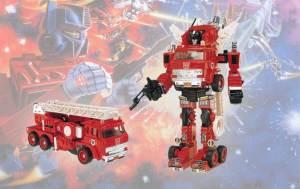 Transformers Inferno