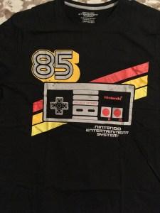 NES 85 T-Shirt