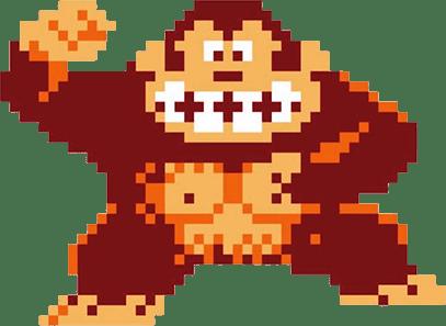 COVID Lockdown: Donkey Kong