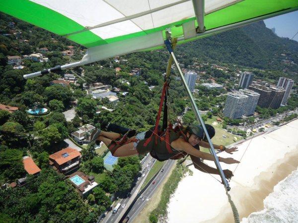 Hang Gliding-Rio 2
