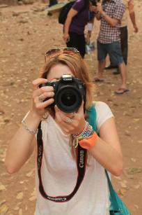 Travel Video Blogger