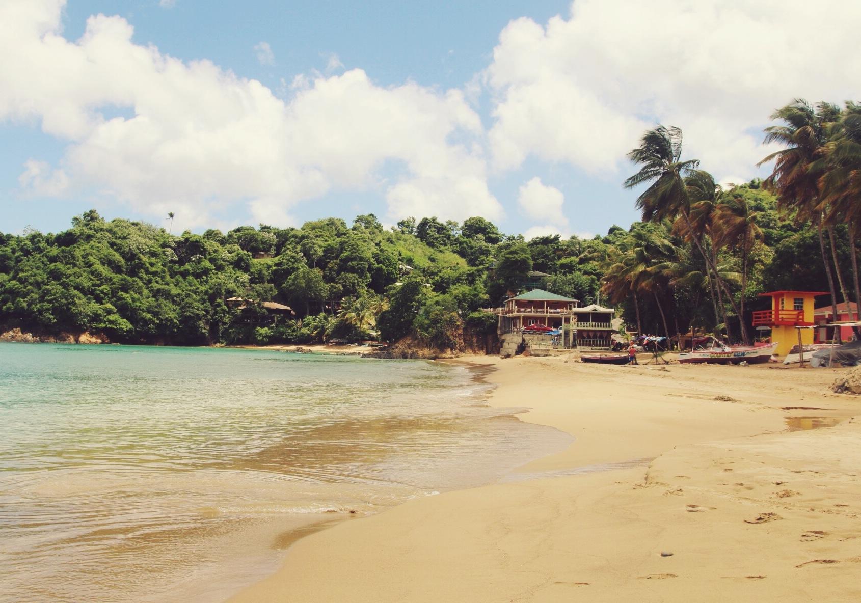 Pigeon Point Beach Club Tobago