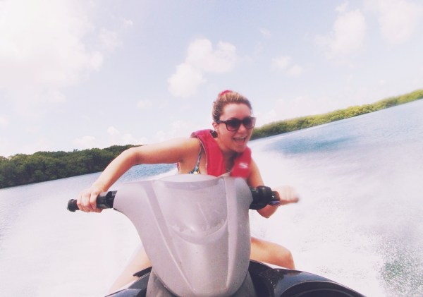 Seadoo, Nylon Pool, Tobago