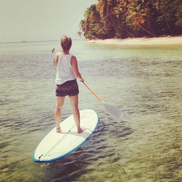 Stand-up-Paddle, Pigeon Point | Tobago