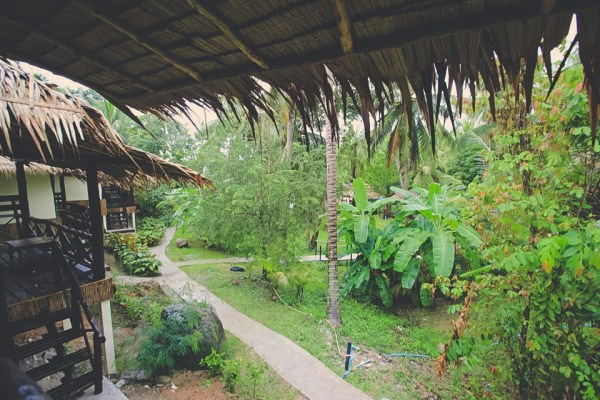 Backpacker Bungalows- Koh Pha Ngan , Thailand.
