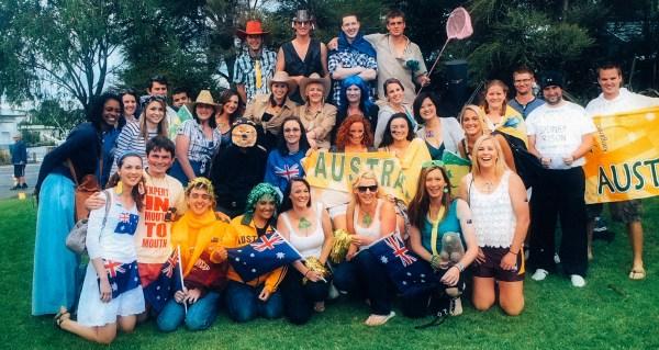 Australia Day in New Zealand!